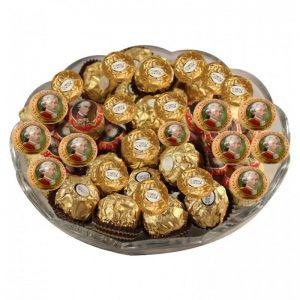 Mozart Rocher Platter – Christmas Gift