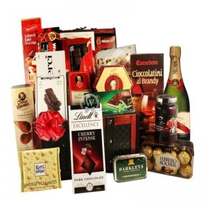 Mumm Special Occasions Christmas Gift Basket