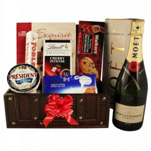 Nobel Treasure Box – Christmas Gift Basket