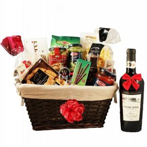 Perfecto Italia with Red Wine – Christmas Gift