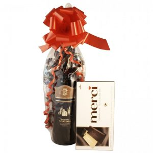 Red Wine and Chocolate – Christmas Gift
