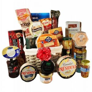 Royal Treat – Christmas Gift Basket