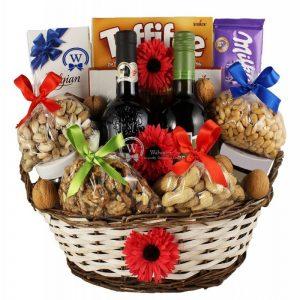 Salute Gift Basket – Christmas Gift