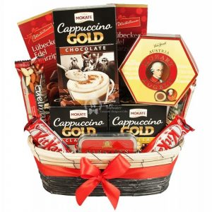 Sweets and Coffee Lovers – Christmas Gift