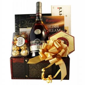 The Best of France Christmas Gift Basket