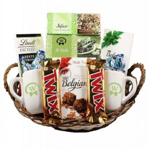 The Relaxing Tea Basket – Christ Gift