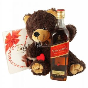 To My Loving Gentleman – Whiskey Christmas Gift