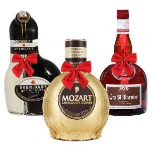 Trio Liqueurs – Christmas Gift