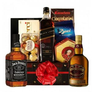 Trio Whisky – Christmas Gift