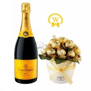 VUB Golden Bouquet – Christmas Gift
