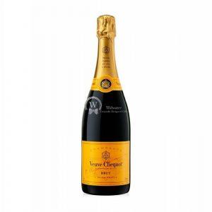 Veuve Clicquot Brut 750ml – Christmas Gift